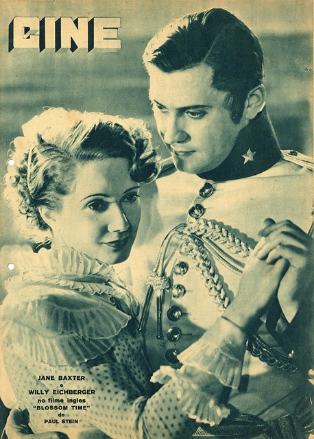 Capa de uma revista sobre cinema, 1934 | old magazine cover