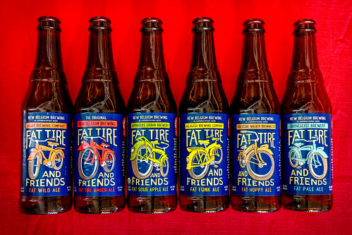New Belgium Riff Pack 2016 | by fourbrewers