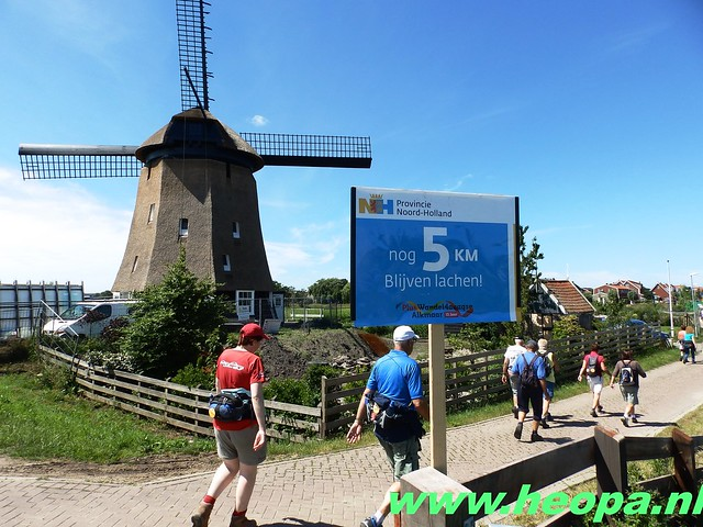 2016-06-16 2e dag Plus Wandel 4 Daagse Almaar 26 Km (147)