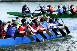 Dragon Boat Practice | by Photographing Travis
