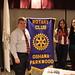 Oshawa Parkwood Rotary Glenn Mcknight & Robert Bell talking about WWI also shots of Oshawa Golf Club Oct 28 2014