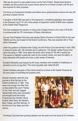Gawler Rotary Club 1954 to 2014 011