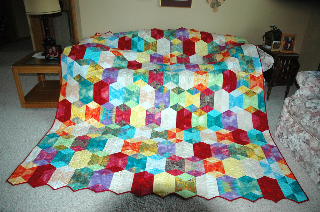 Disco By Jaybird Quilts Joan Kruse Flickr