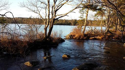 lake novascotia trail hatchetlake