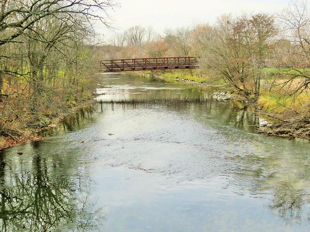 Dupage River at Knoch Knolls Park