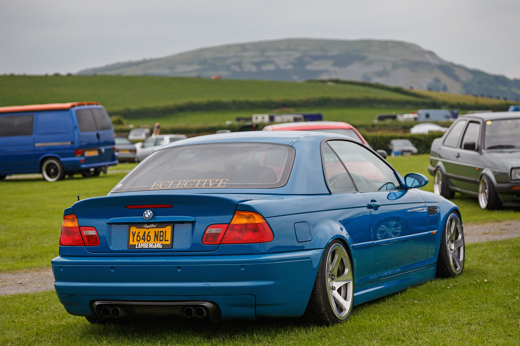 Bmw M3 Convertible Laguna Seca Blue 2001 Bmw M3 E46 Conv Flickr