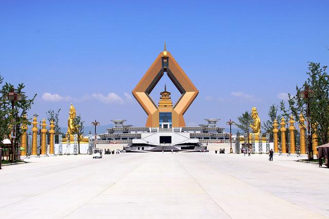 Famen Temple Museum, Shaanxi Province