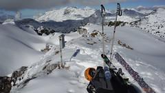 1,5m sněhu Salzkammergut