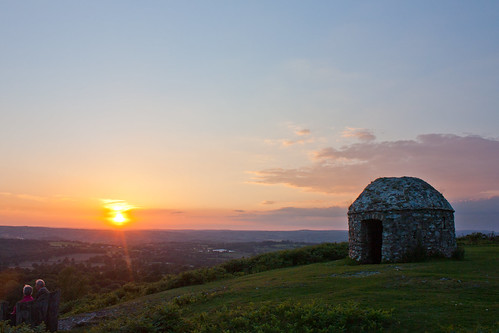Culmstock beacon | by adrianchwhite