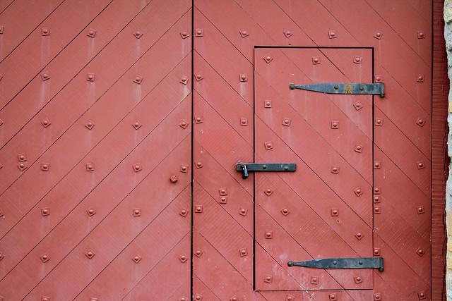 Red, Red Door