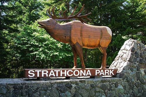 Strathcona Provincial Park, Vancouver Island, British Columbia, Canada