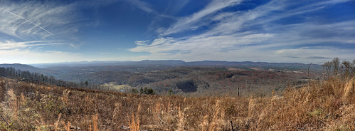 uppercumberland mountroosevelt cumberlandcounty tennessee tn overlook