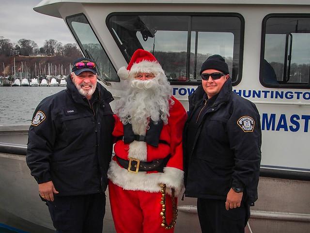 2014 Santa visits KYC
