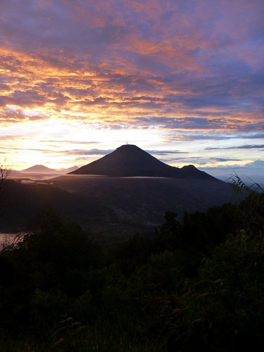 mountains nature indonesia landscape volcano dieng