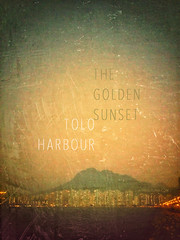 Tolo Harbour Golden Sunset