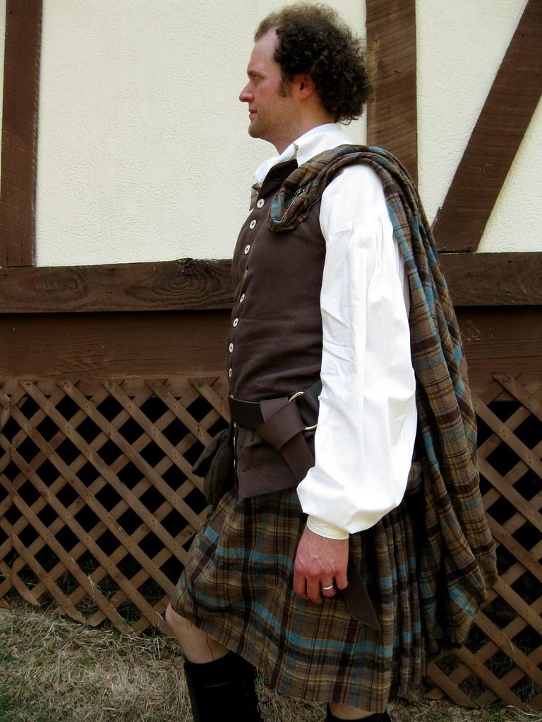 Outlander , Jamie Fraser