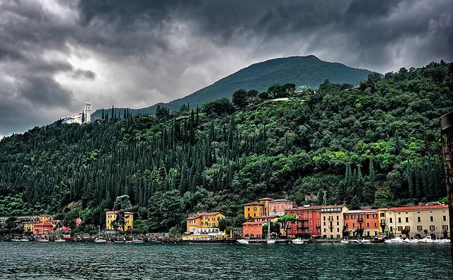 Maderno lago di Garda