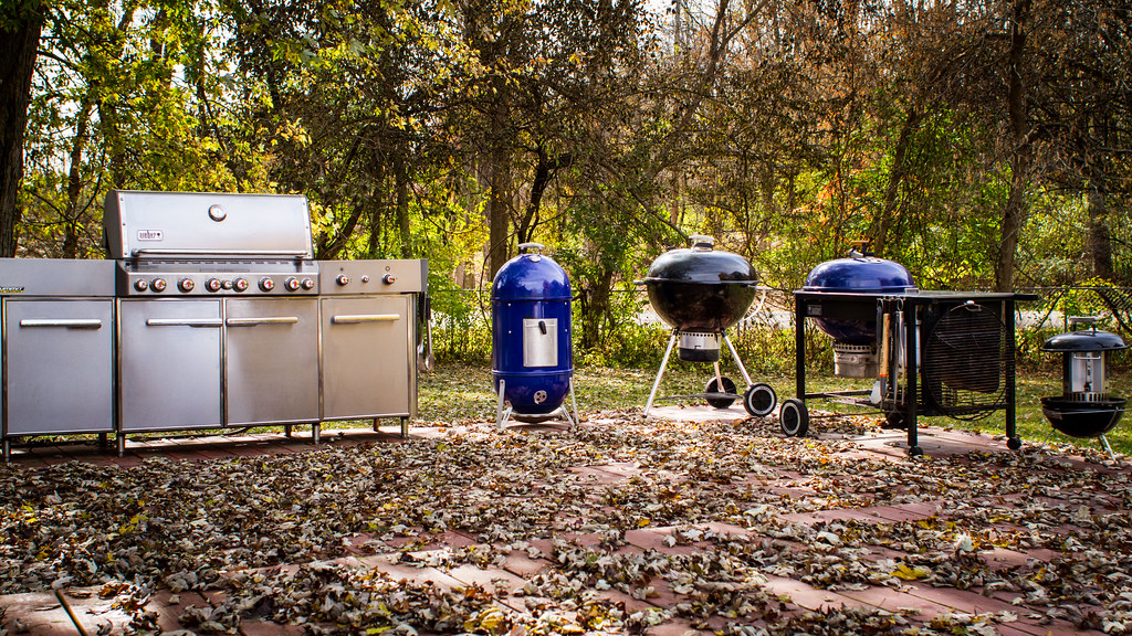 Fall Grilling
