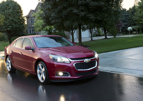 2015 Chevrolet Malibu - US - 01 | by Az online magazin