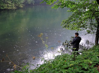 Turkey (Bolu-Seven Lakes National Park) Fishing under rain | by ustung