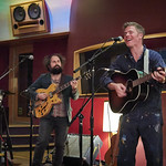 Fri, 06/11/2015 - 8:38am - Josh Ritter performs songs from Sermon on the Rocks for a lucky audience of WFUV Members at Electric Lady Studios in New York City. Session hosted by Rita Houston. Photo by Gus Philippas/WFUV