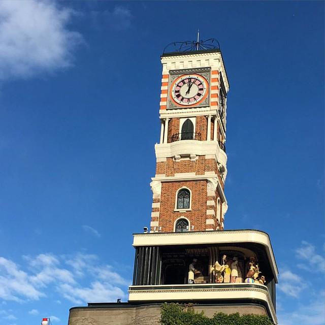 The clock tower #Japan #hokkaido #Sapporo