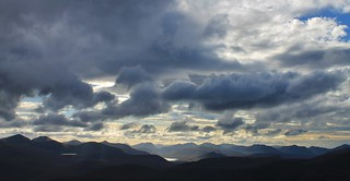 Looking west from Am Faochagach | by Pikes On Bikes
