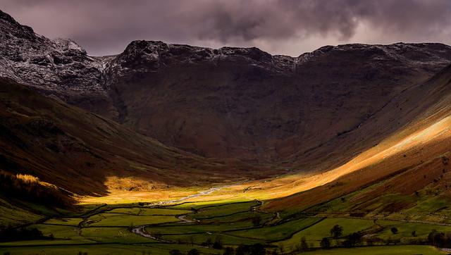 Light on the Fell