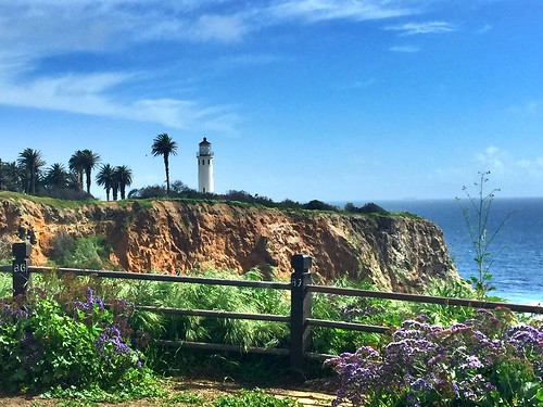 Pointe Vicente Lighthouse