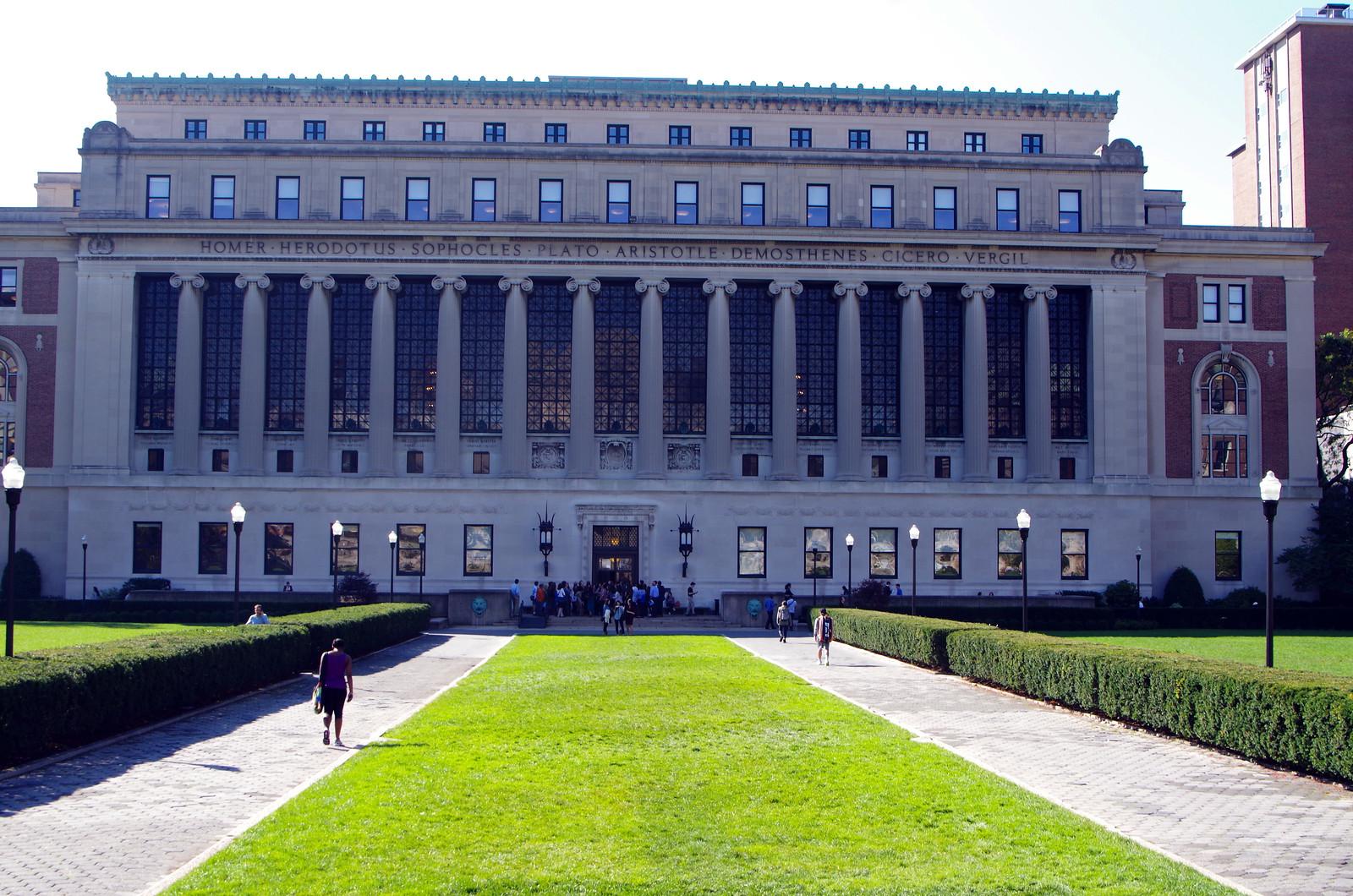 Columbia University, New York
