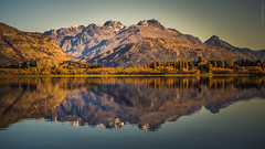 Lake Hayes with Remarkables