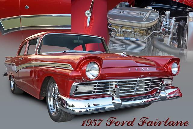 1957 Ford Fairlane - (In Explore)