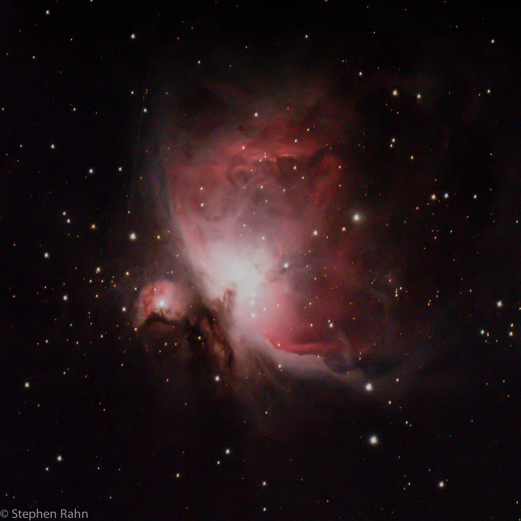 M42 and M43 - The Orion Nebula and De Mairan's Nebula | Flickr