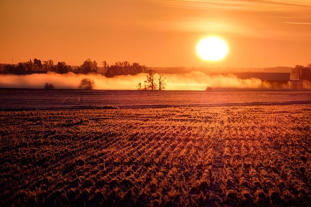 Sunrise -26,5°