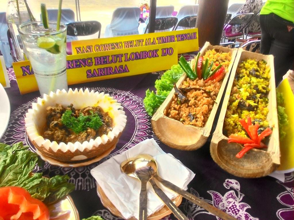 Festival Kuliner Belut Di Godean Salah Satu Usaha Pengemb