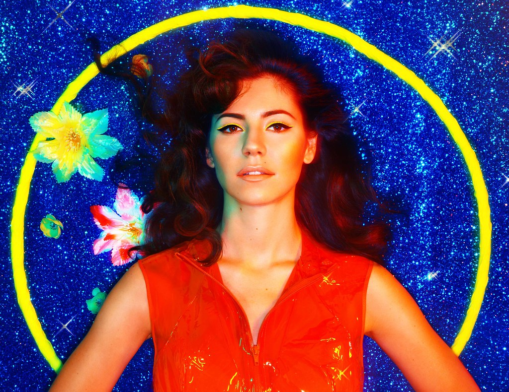 Marina And The Diamonds Froot Promo Photo By Charlotte Rut Flickr