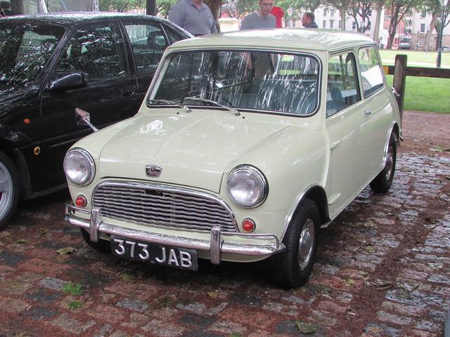 Austin Mini 850 373JAB