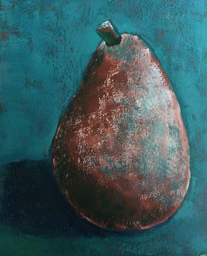 Anjou Pear | by Cat Sidh