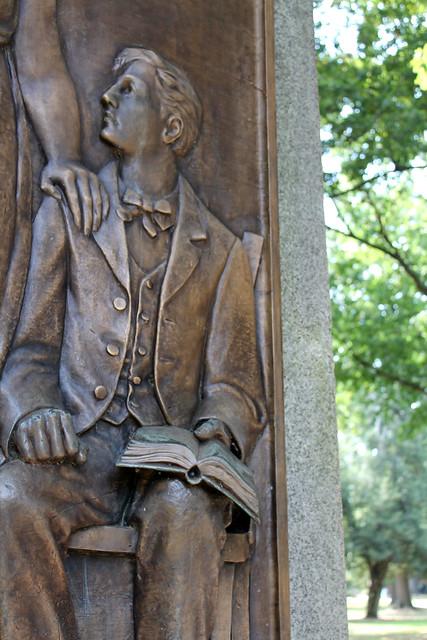 bronze reading