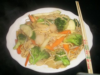 B27 Vegetable Lo Mein | by Golden Gate Chinese Restaurant
