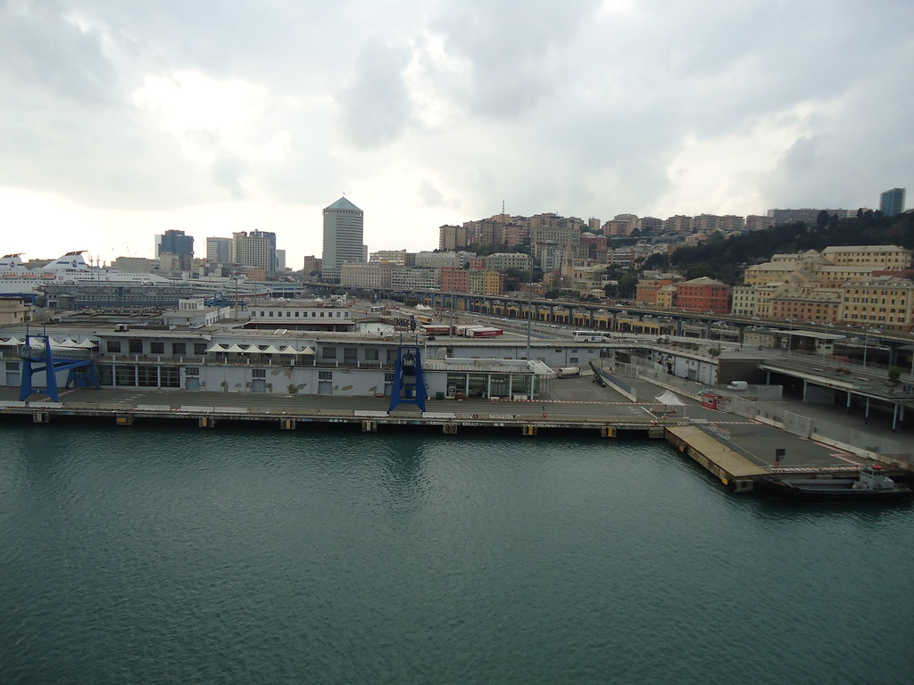 MSC Splendida Cruise Nov 2014 - Genoa | WELCOME ONBOARD ...