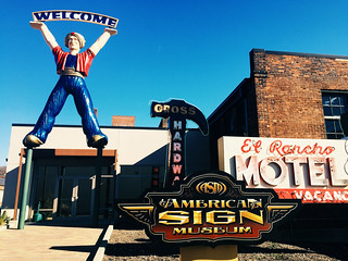 American Sign Museum Entrance | by THEMACGIRL*