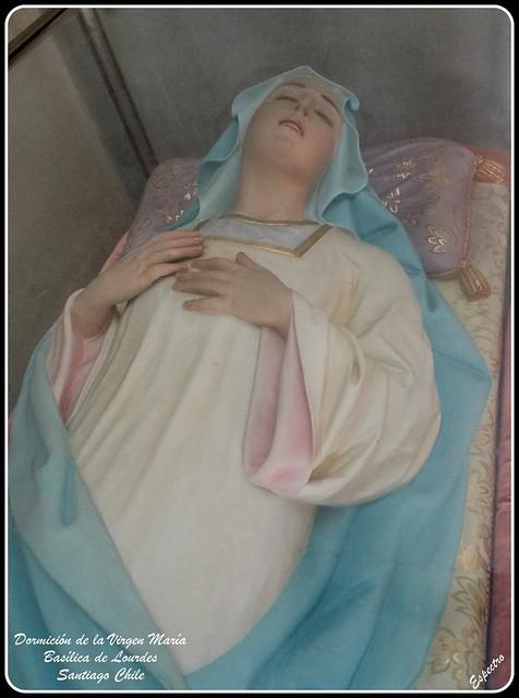 Basílica de Lourdes, Santiago Chile