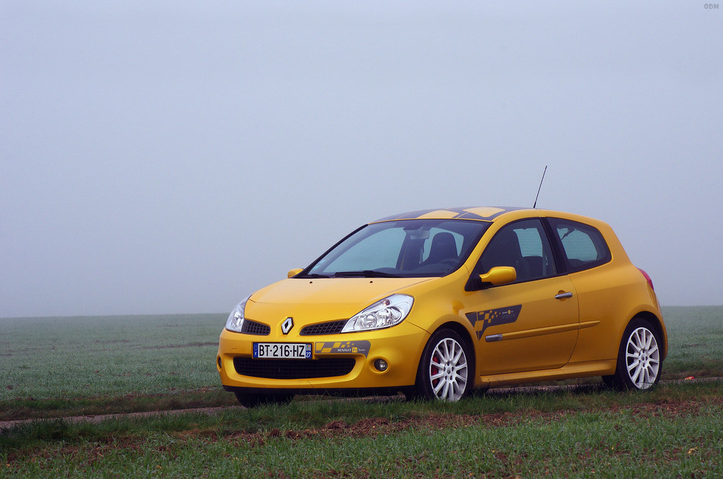 speed dating clio rs