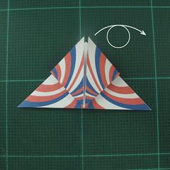 การพับกระดาษเป็นผีเสื้อแบบง่ายๆ (Easy Origami Butterfly) 006