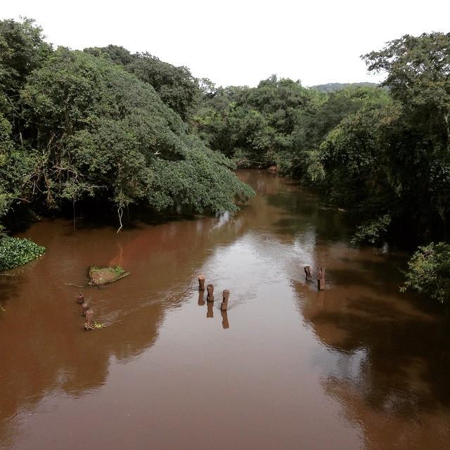 Um rio nunca é o mesmo. Nem você.