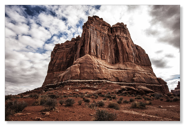 The Organ - Arches National Park - (Explored)