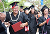 "UH West Oahu spring 2016 graduates walk to greet family and friends on the Great Lawn following the commencement ceremony on May 7, 2016. Photo by Brian Miyamoto  More photos:  <a href=""https://www.flickr.com/photos/uhwestoahu/albums/72157665878073153"">www.flickr.com/photos/uhwestoahu/albums/72157665878073153</a>"