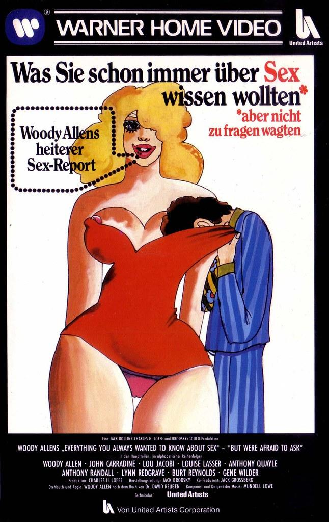 Warner 99238 | Was Sie schon immer über Sex wissen wollten