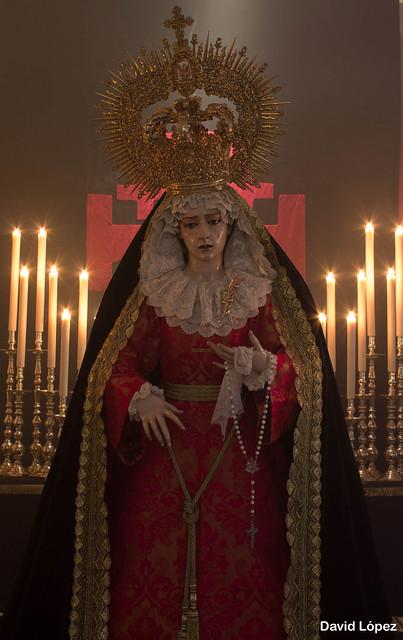 Besamano María de Nazareth 2013